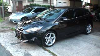 2012 Ford Focus 5dr Ti