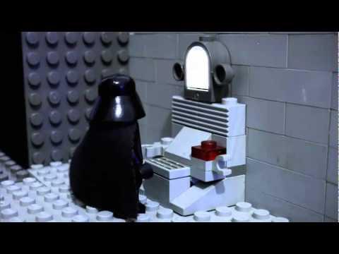 Lego star warsEl nuevo sable de Darth Vader  YouTube