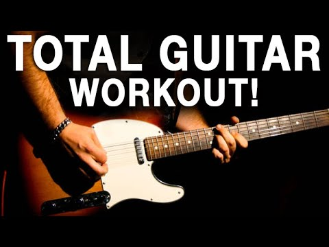 FIVE Guitar Exercises that Change EVERYTHING! (DO THESE)