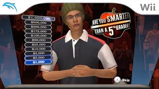 Are You Smarter Than a 5th Grader?: Make the Grade | Dolphin Emulator 5.0-8374 1080p | Nintendo Wii
