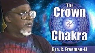 Bro. C. Freeman-El | The Crown Chakra