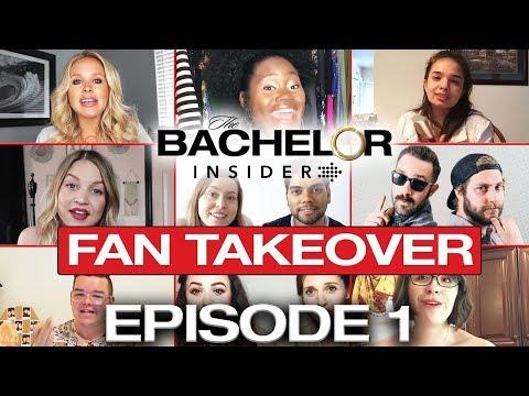 Bachelor Insider Fan Takeover! Bachelorette S14 Episode 1 Recap