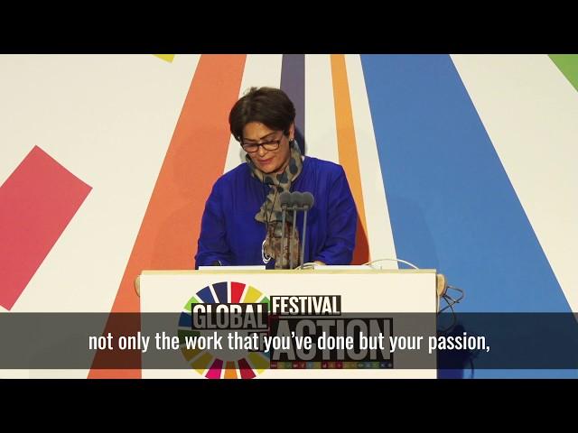 2019 UN SDG Action Awards! Could you be next?