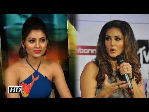 Sunny Leone Reacts on Urvashi's Haseeno Ka Deewana Song | Kaabil