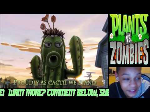 """Caught Up In Garden Warfare"" - Plants vs. Zombies Rap REACTION | PLANTS GOT BARS"