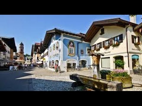 Mittenwald - Bavaria Germany - Bayern Deutschland