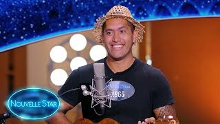 Éto: Rossignol - Auditions – Nouvelle Star 2017