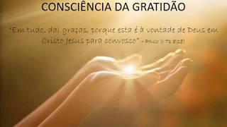 Consciência da Gratidão