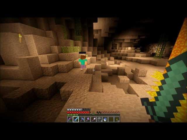 """Смотреть прохождение игры Minecraft - Серия 10: """"Я спасу тебя! :)"""""""