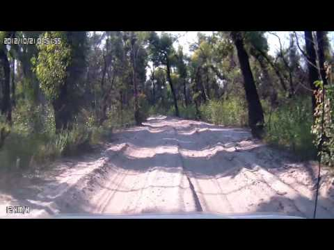 Video 451 - Fraser Island To Lake McKenzie Pt 1