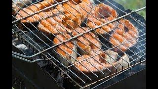 Суперский лосось под пиво на гриле (рецепт для ленивых)