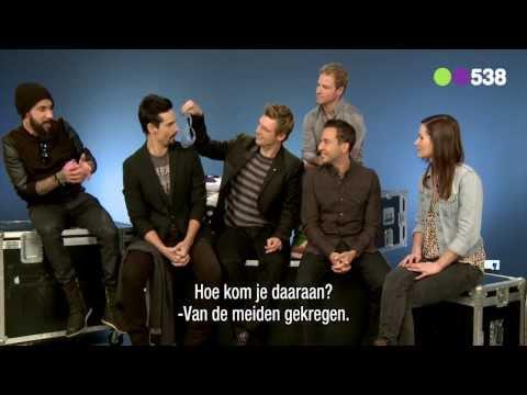 Backstreet Boys live @538   interview 538TV