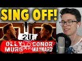 David Guetta ft Justin Bieber - 2U SING OFF vs. Olly Murs Reaction