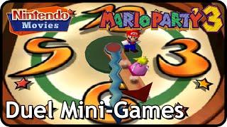 Mario Party 3 - Duel Mini-Games