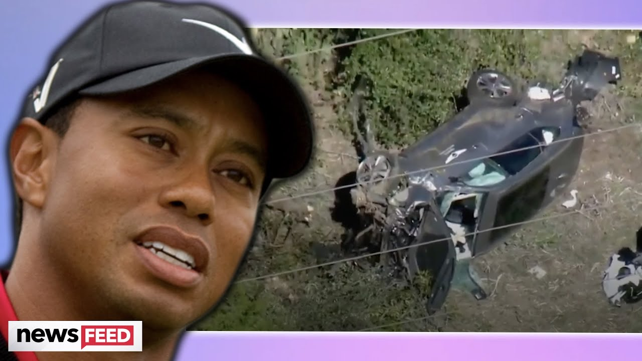 Tiger Woods In CRITICAL Condition After Being Extracted From Car