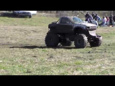 Pit Bull Mud Truck