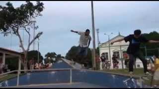 skate praça de igarapé-açu-pa