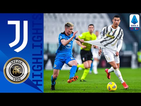Juventus Spezia Goals And Highlights