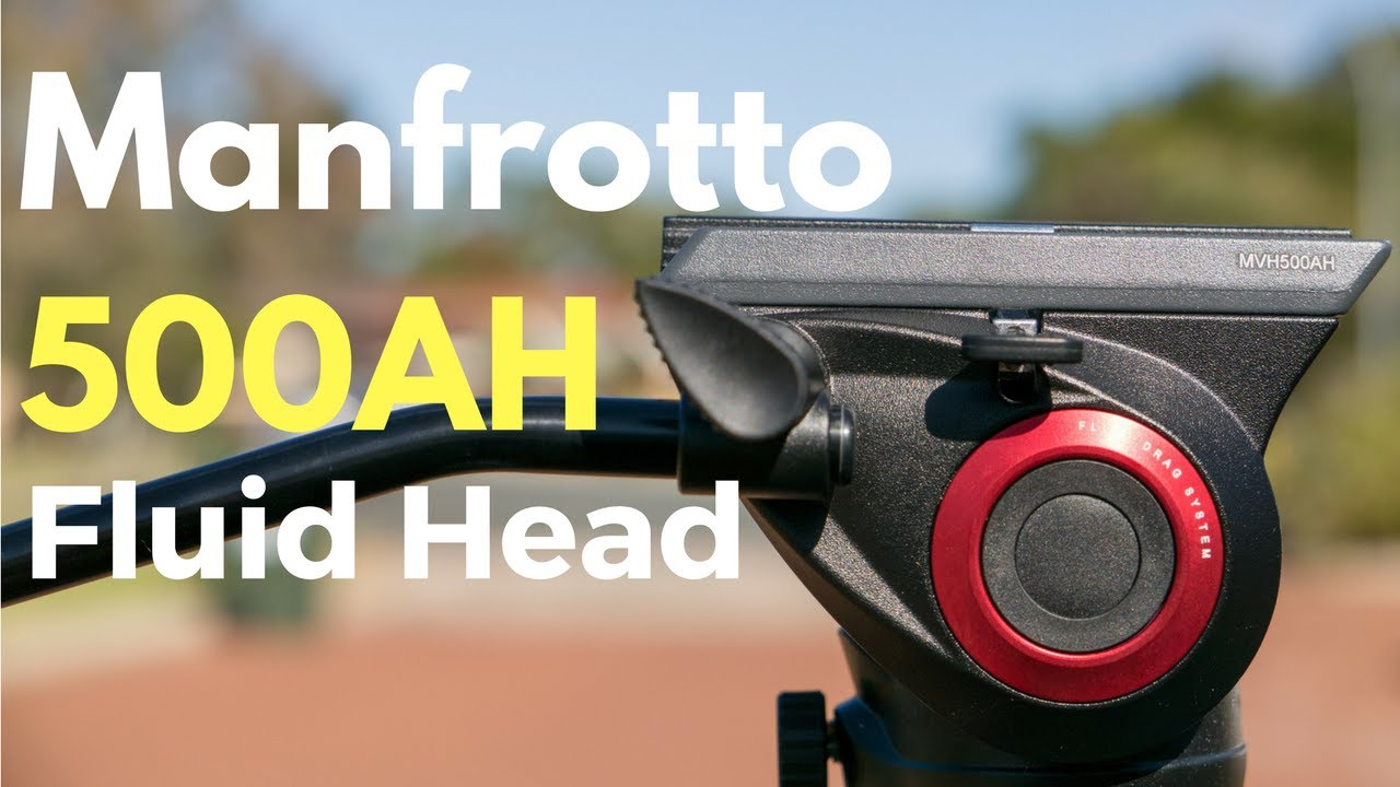 Manfrotto 500ah Review The Best Value Fluid Video Head Money Can Mvh500ah Buy