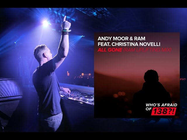 RAM Asot 700 Utrecht - All Gone , Christina Novelli, Ram, Andy Moor #WAO138