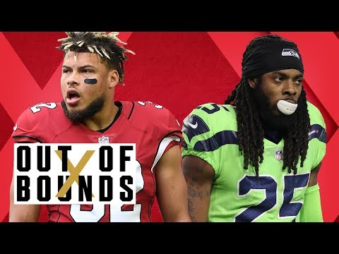 Tyrann Mathieu Talks Legion of Boom Legacy; Are Men Ready for Female Coaches? | Out of Bounds