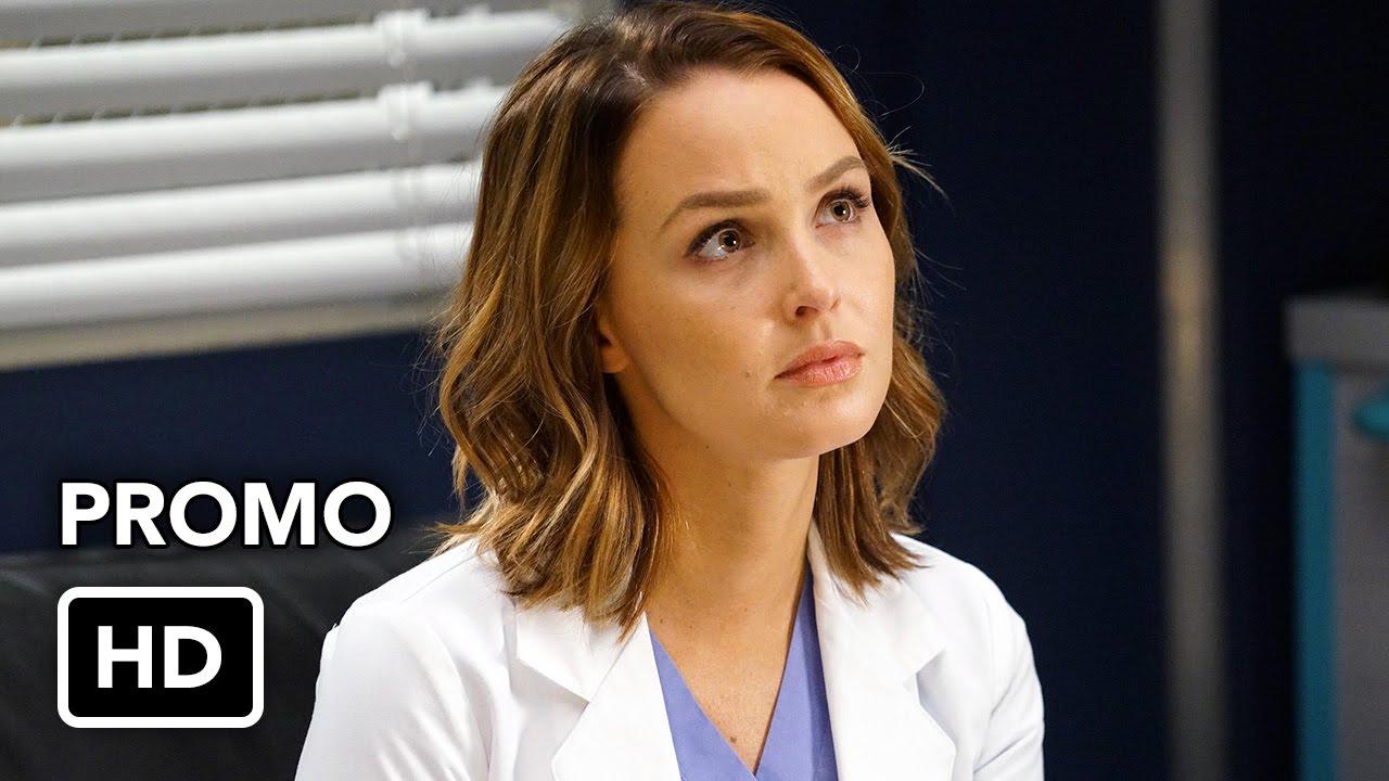 Grey\'s Anatomy 12x04 Promo \