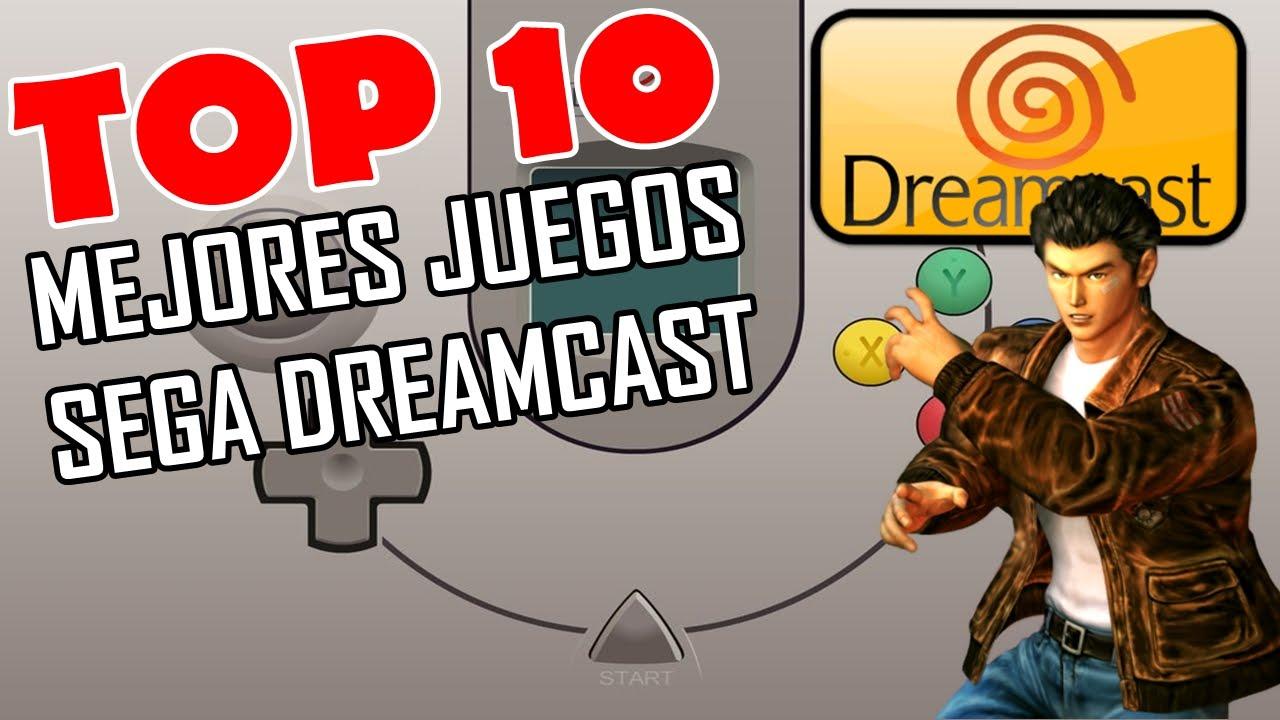 Cvg Top 10 Los Mejores Juegos De La Historia De Dreamcast Youtube