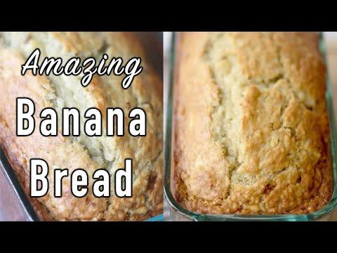 amazing-homemade-banana-bread-recipe-|-how-to-make-banana-bread