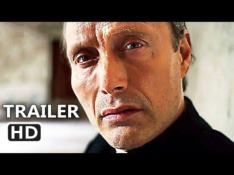 AT ETERNITY'S GATE   2018 Willem Dafoe, Mads Mikkelsen Movie HD