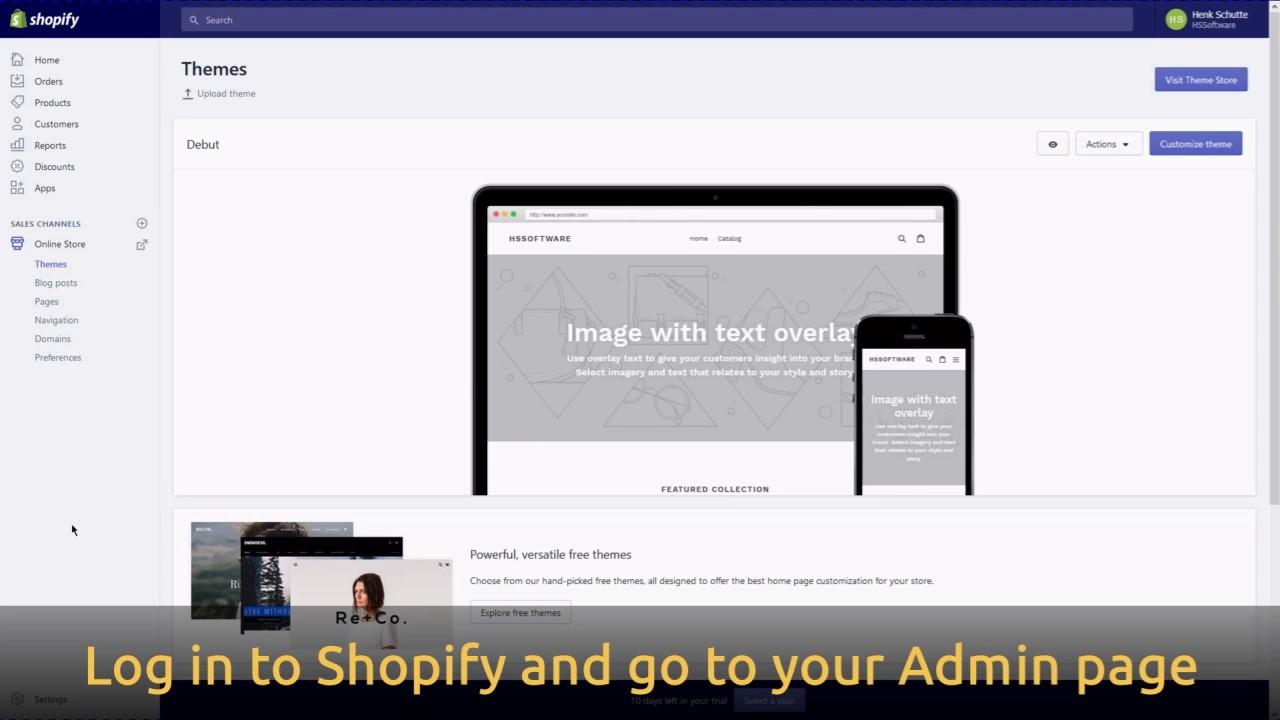 How do I add an Instagram widget to Shopify? | SnapWidget