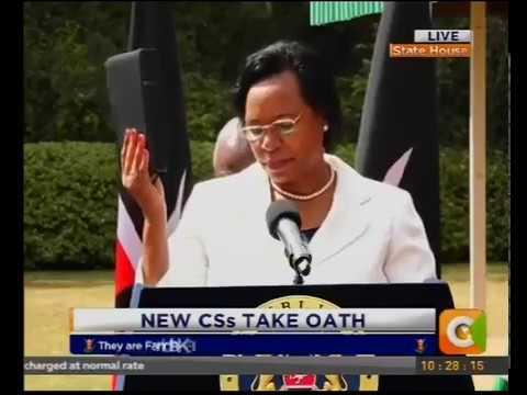 Citizen Extra: 9 Cabinet Secretaries take Oath