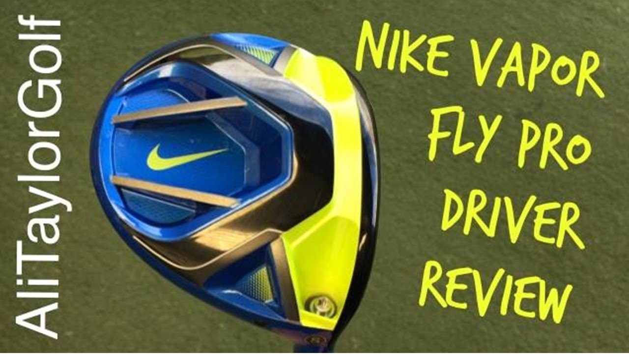 80bd9906b40fe NIKE VAPOR FLY PRO DRIVER REVIEW - RORY MCILROY S DRIVER - YouTube