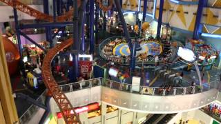financial analysis for a new indoor theme park project The indoor amusement park is spread over more than 165 million square feet  a new $1 billion theme park opens to the public in abu dhabi on wednesday  and market data and analysis.