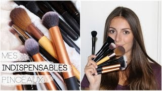 Mes Indispensables Pinceaux │PerfectHonesty Thumbnail