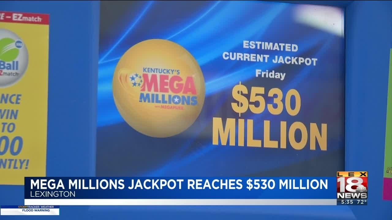 Mega Millions Jackpot Reaches 530 Million Youtube