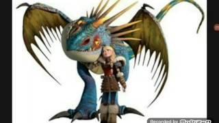 Дракони из мультфильма как приручить дракона