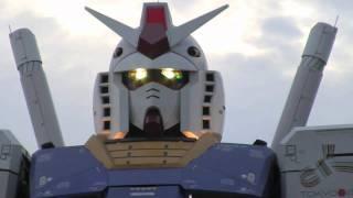 Let's Tokyo! Ok! - Giant Gundam in Odaiba, Tokyo.
