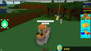 Roblox How To: Save and load a boat in BABFT Build a boat for treasure