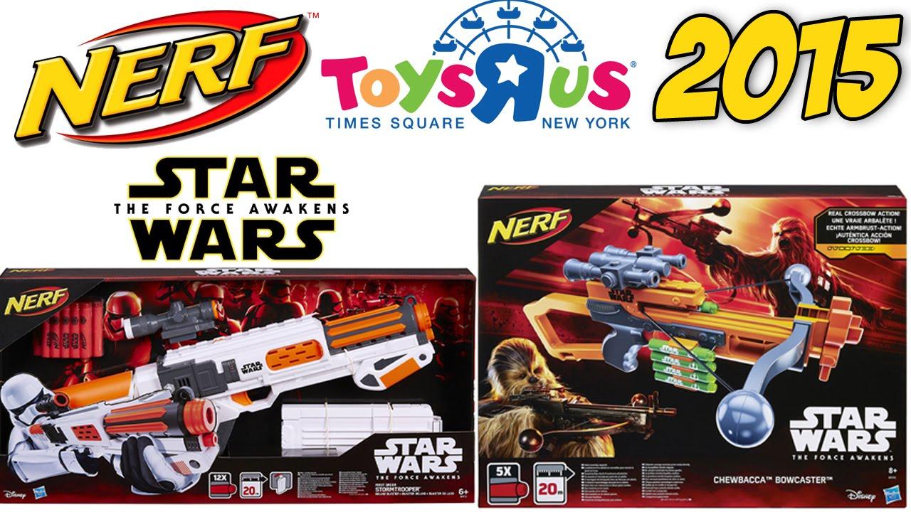 Toys R Us Nerf Guns : Nerf na toys r us da times square youtube