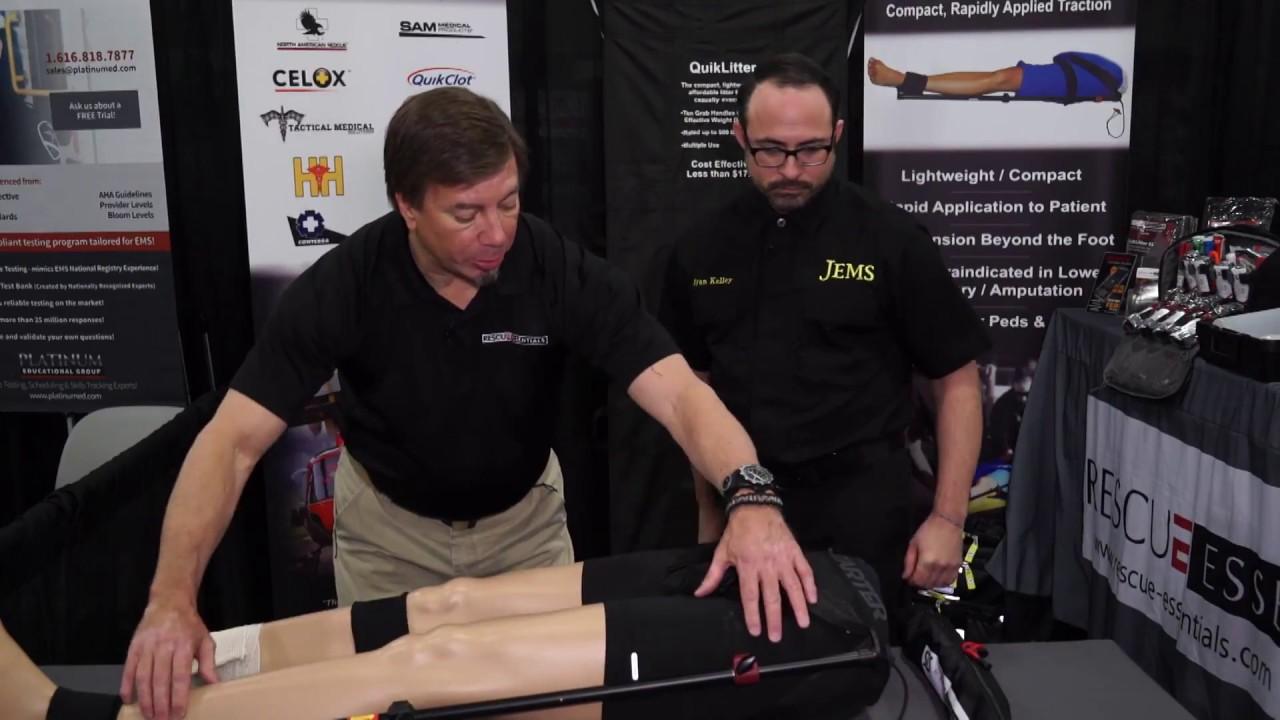 JEMS 2017 STS Slishman Traction Splint Presentation