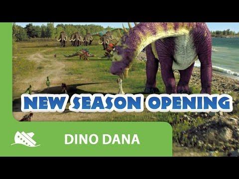 Dino Dana: New Season Opening
