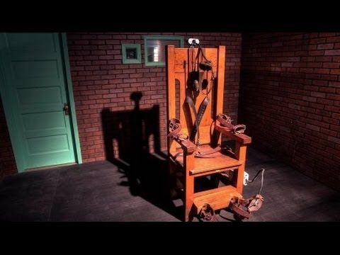 Electric Chair Executions Legal Once Again In Tennessee - 동영상