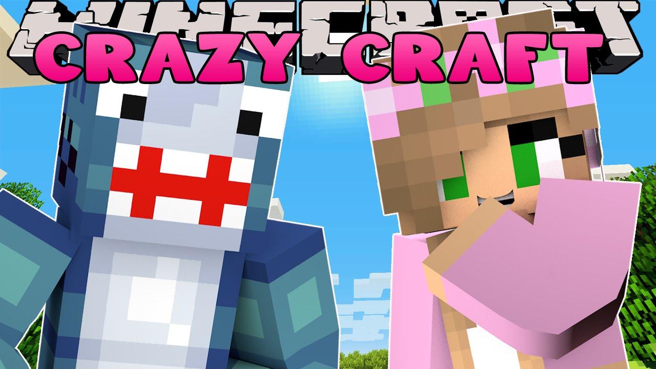 Minecraft crazy craft 3 0 sharky comes to crazy craft for Crazy craft 3 0 server