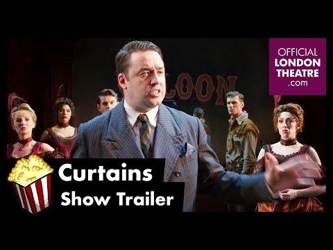 Curtains - Show Trailer