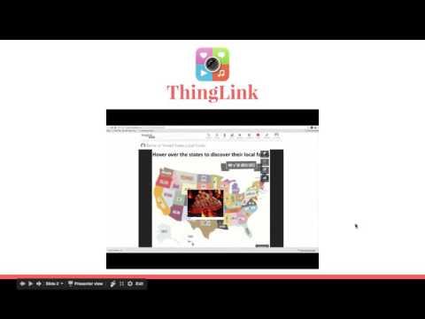 E3 ThingLink Presentation
