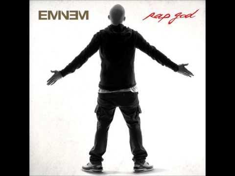 EMINEM RAP GOD (SLOWED DOWN)