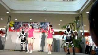 RBCiラジオソング マジムン クーバーin イオン南風原店 20110618