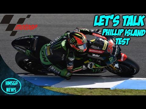 MotoGP: Let's Talk - Phillip Island Test