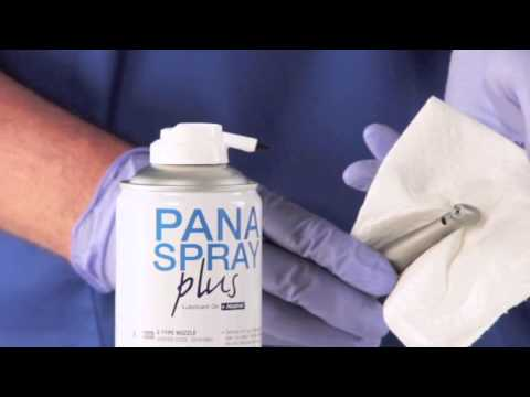 NSK Oceania Dental Handpiece Care & Maintenance Video 2013