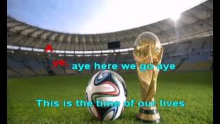 Chawki - Time Of Our Lives - Notre Moment Karaoké